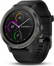 Garmin 010-01769-10 Smartwatch Orologio Cardio Bluetooth GPS Gunmetal Vivoactive 3