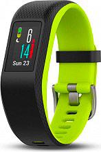 Garmin 010-01789-03 Smartwatch Orologio Cardio Impermeabile Gps Bluetooth Nero Lime Vivosport