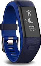 Garmin vivosmart HR+ - Orologio Fitness Cardio Bluetooth Touch blu 010-01955-32