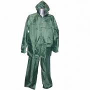 Gb Greenbay 461012 Impermeabile Giacca+Pantaloni Niagara Verde lt