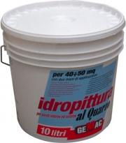 Gemac 566918 Pittura al Quarzo Interno ed Esterno 10 litri