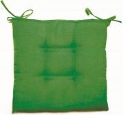 Gemitex CRETA1546 Cuscino Creta cm 40x40x5 Verde Pezzi 12
