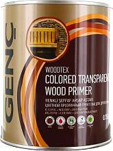 Genc BS5008473 Impregnante per Legno Primer colore Noce chiaro cf 2.5 litri