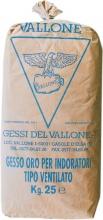 Gessi Del Vallone BLGHU1211 Gesso Oro Da Kg. 1 Pezzi 12