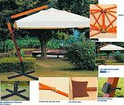Giardini del Re Palo Verticale per Ombrellone Maxima cm 220