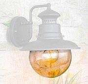 Giardini del Re Vetro Ricambio Lanterna Marina Vetro di Ricambio lampada Lanterna Esterno Marina