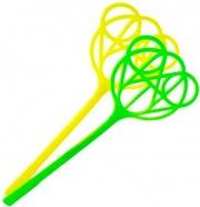 Giganplast 1050PASS Battipanni Plastica cm 57 colori Assortiti 1050P