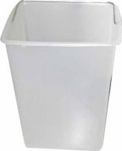 Giganplast 9265M BI FERROBOTT Secchio Mobileco 18 MFerro Bianco 9265M