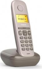 Gigaset A270U Telefono Cordless Mono Vivavoce Standard DECT GAP colore Grigio