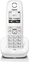 Gigaset AS405 Telefono Cordless DECT Tasto Re-Dial Wireless Col. Bianco