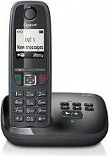 Gigaset AS 405A Telefono cordless DECT segreteria telefonica 100 voci rubrica