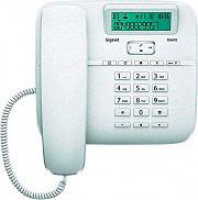 Gigaset DA610BIANCO Telefono fisso Vivavoce e suonerie Polifoniche DA610 Bianco