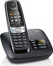 Gigaset Telefono Cordless DECT segreteria vivavoce S30852-H2423-K101 C620A