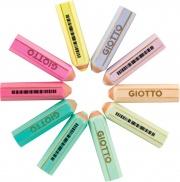 Giotto 234000 Happy Gomma gomma per cancellare Multicolore 40 pezzi