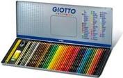Giotto 237500 Confezione 50 Supermina