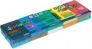 Giotto 510800 Pasta da Modellare Modellabile colorata 10x50 gr Pongo