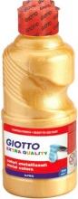 Giotto 531401 Flacone 250Ml Tempera Oro Metal