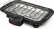 Girmi BQ1100 Barbecue elettrico da Tavolo 2000 Watt dimensione 48x36 cm BQ11