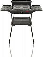Girmi Barbecue Elettrico da Giardino 1900 Watt con Termostato - BQ20