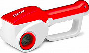 Girmi Grattugia elettrica 2 grattugie ricaricabile colore Rosso GT0102