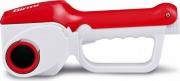 Girmi GT0201 Grattugia elettrica 2 grattugie ricaricabile Rosso