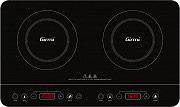 Girmi PI5000 Fornello elettrico a Induzione 2 Fuochi 200W + 1500W Timer
