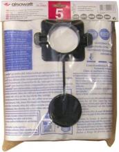Gisowatt 83144BOI Filtro Carta Orizzontale Piccolo Pz 5