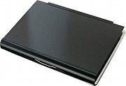 Glem Gas C60NG Coperchio Piano Cottura 60 cm in Vetro per modelli Glem Gas Nero