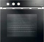 Glem Gas GFM52BKN Forno Incasso Elettrico Ventilato Multifunzione 63Lt 60cm Nero