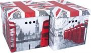 Global Pak XL018 Scatola Cartone Cm 42x32x32H Set 2Pz Col.018 Confezioni 12