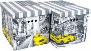 Global Pak XL019 Scatola Cartone Cm 42x32x32H Set 2Pz Col.019 Confezioni 12