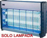 Globex LAMPADA 10W X SNAP 20 Lampada Ricambio Zanzariera Elettrica Snap 20 ammazza zanzare mosche 10W