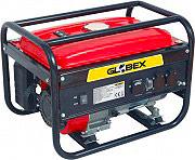 Globex QS2500 Generatore di corrente Benzina Motore 4T 4kW5.4Hp 13Lt  GX2500GE
