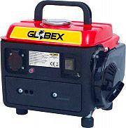Globex Generatore di corrente Motore 2T 1.2kW1.65Hp 4.2Lt QS950 GX950GE