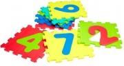 Globo 05094 Tappeto Gioco Puzzle numeri 9 pz