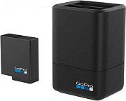 GoPro Caricabatterie Doppio Action Cam HERO5 + 1 Batteria 1220 mAh AADBD-001