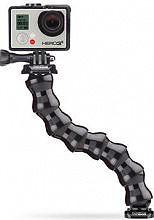 GoPro Supporto videocamera action cam braccio regolabile GOOSENECK ACMFN001