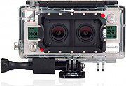 GoPro AHD3D-301 Custodia Doppia per Action CAM Hero 3+ impermeabile Dual Hero System+