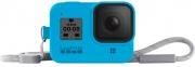 GoPro AJSST-003 Guscio protettivo action cam Sleeve + Lanyard HERO8 Black