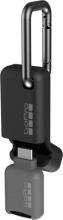 GoPro AMCRC-001 Lettore Micro SD Interfaccia USB Type-C 138008 Quik Key AMRCR-001