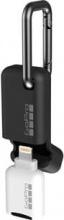 GoPro AMCRL-001 Lettore Micro SD Interfaccia Lightning iOS 138007 Quik Key AMRCL-001