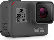 GoPro HERO 6 Action Cam Wifi 4K Ultra HD 12Mpx 240 Fps Waterproof Wifi CHDHX-601