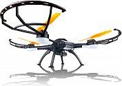 GOCLEVER GCDHD2F Drone con Videocamera HD 4 Rotori Wifi Return Home hoovering