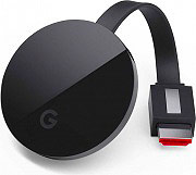 Google GA3A00409A19 Chromecast - Adattatore TV HDMI Smart TV 4K Ultra