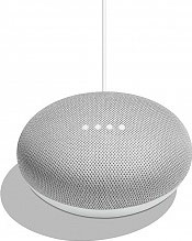 Google Home Mini Assistente Vocale Domotica controllo vocale Wifi Grigio GA00210-IT