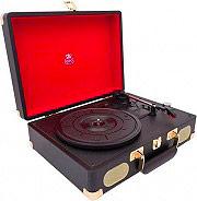 GPO SOHOB Giradischi + Amplificatori Stereo RCA Jack 3.5 mm 334578 giri
