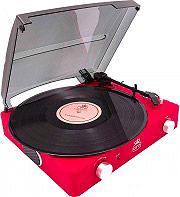 GPO STYLOIIRED Giradischi + Amplificatori Stereo RCA Jack 3.5 mm 3345 giri