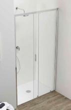 Grandform PFS#K10 Porta Doccia Scorrevole Parete Box Doccia  97101 cm in Vetro