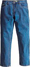 Greenbay - Jeans Pantaloni da lavoro 5 Tasche in Cotone Taglia 50 - 436500 456e35747c5