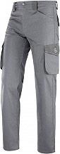Greenbay 437073 Pantalone da Lavoro in Cotone con 6 tasche TG XL Grigio  Convoy